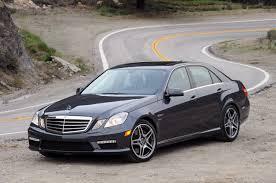 review 2010 mercedes benz e63 amg declares checkmate autoblog