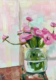 Flowers And Friends - taking time for flowers and friends u2013 paintandsimple
