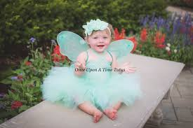 aqua mint green fairy tutu or dress newborn 3 6 9 12 18