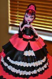 best 25 monster high cupcakes ideas on pinterest monster high monster high doll cake kenzie wants one for her birthday