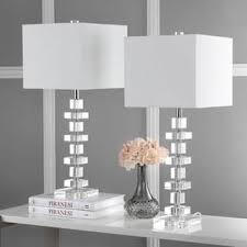 White Nightstand Lamps White Table Lamps For Less Overstock Com