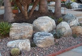 Rock For Garden Front Yard Landscaping Rocks Archaicawful Photo Design Landscape