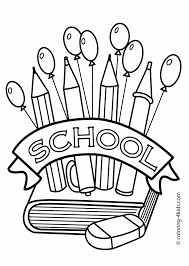 coloring pages for school coloring pages for sunday