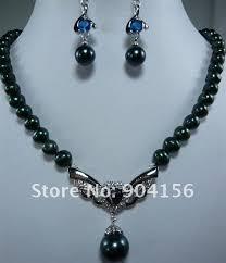 fashion black pearl necklace images 46 pearl necklace pendant paso a paso cmo hacer un collar de jpg