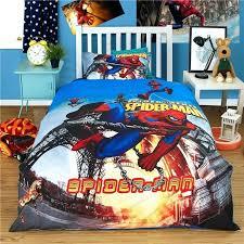 Spiderman Comforter Set Full Spiderman Duvet Cover And Curtains Spiderman Duvet Cover Asda