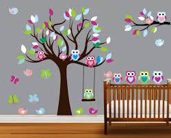 Nursery Tree Wall Decal by Best Nursery Wall Decals Ideas U2014 Luxury Homes
