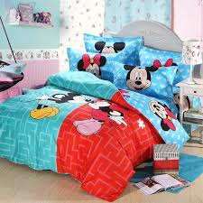 Mickey And Minnie Comforter Mickey Mouse Toddler Bedding Disney Mickey Mouse Plastic Toddler