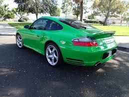porsche 911 turbo s manual transmission signal green 2005 porsche 911 turbo s german cars for sale