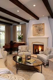 Living Room Ceiling Beams Living Room Living Room Ceiling Beams Brown Wooden Floor Open