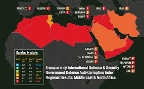 Corruption Map Bellingcat Tracking Down Corruption In The Defence Sector In