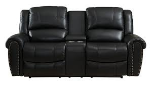 Livingroom Set by Amax Houston 3 Piece Leather Recliner Living Room Set Wayfair