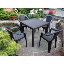 large size of patio furniture plastic patio dining table home depot resinnd chairs round chair