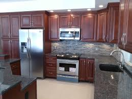 Chocolate Glaze Kitchen Cabinets Kitchen Gallery Wolf Home Products