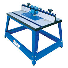 kreg prs2100 benchtop router table shop kreg precision benchtop router table at lowes com