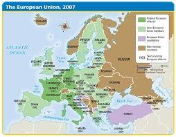 europe peninsulas map cultures maps