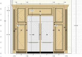 cabinetry floor plan elevations design layouts to build cabinets