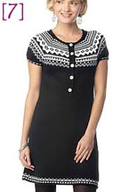 fair isle sweater dress the budget affordable fashion style