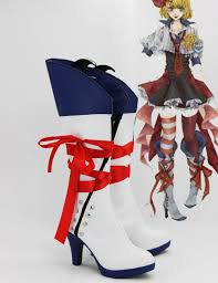 popular japanese style boots buy cheap japanese style boots lots custom made japanese anime vocaloid kagamine rin british style cosplay shoes boots for christmas halloween party