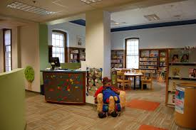 children u0027s room at the east providence public library