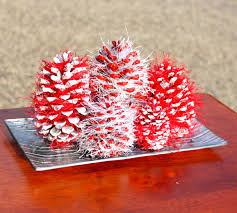 At Home Christmas Trees by Pine Cone Christmas Tree Decorations Stay At Home Life