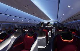 boeing reveals plans for 777x cabin interiors flight chic
