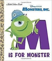 amazon monster disney pixar monsters