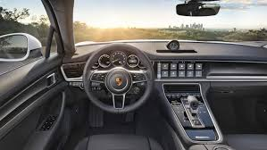 bentley steering wheel snapchat this is porsche u0027s new 40kpl panamera 4 e hybrid car news bbc