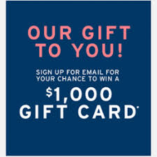 win a gift card win a 1k marshalls gift card s giveaways