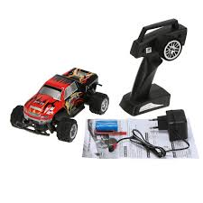 monster jam remote control trucks eu original wltoys l343 1 24 2 4g electric brushed 2wd rtr rc