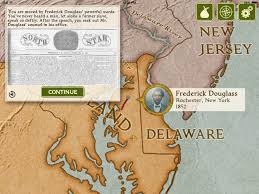 Underground Railroad Map The Underground Railroad Journey To Freedom Review Techwithkids Com