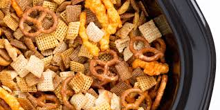best slow cooker chex mix recipe how to make slow cooker chex mix