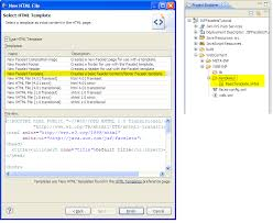 design html page in eclipse jsf tools tutorial build a jsf 2 0 application