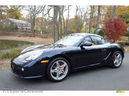 porsche cayman s 2010 for sale 2010 porsche cayman s in blue metallic 780262
