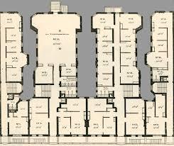 Typical Brownstone Floor Plan Life In New York U003c Head U003e
