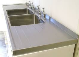 double drainer kitchen sink stainless design services ltd double bowl sit on sink tops