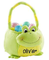 personalized easter basket walmart 9 99 personalized easter basket