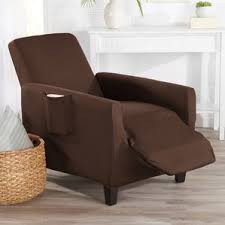 Slipcover For Reclining Sofa by Recliner Slipcovers You U0027ll Love Wayfair