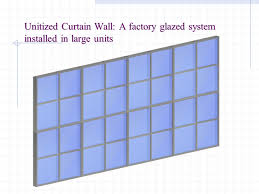 Unitized Curtain Wall Designing With Curtainwall And Storefront Ppt Video Online Download