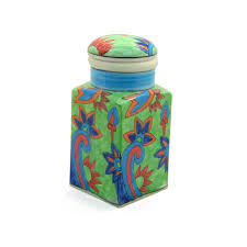 green ceramic kitchen canister kitchen jars and canister
