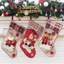 online buy wholesale embroidered stocking christmas from china