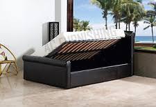 ottoman sleigh bed ebay