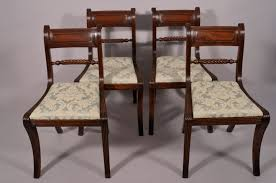 Antique Mahogany Dining Room Furniture by Stunning Regency Dining Room Chairs Ideas Home Design Ideas