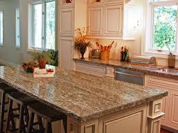 granite countertop kitchen cabinet glass door design bianco