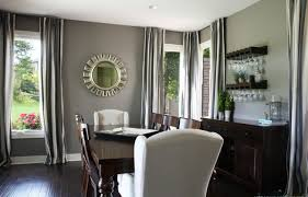 dark grey dining table dining room contemporary with light gray