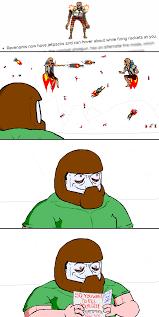 Doom Guy Meme - comics by faraz parsa home of the doomguy comics