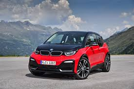 world premiere the first ever bmw i3s an even sportier ev