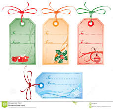 gift tags vector royalty free stock photos image 1528028