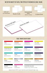 soft touch cards and silk laminated thikit