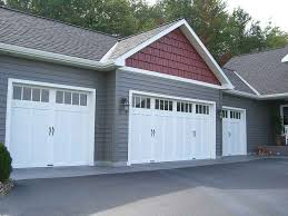 Cottage Style Garage Doors by Soffit And Fascia Metal Siding Options Eau Claire Menomonie Asher
