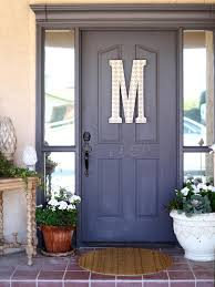 Front Door Colors For Gray House Front Doors Enchanting What Color For Front Door Best Color Blue